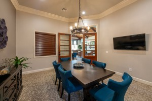 Apartments For Rent in Katy, TX - Clubhouse Conference Room or Dining Room (2)